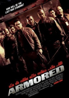 Poster Armored (2010)