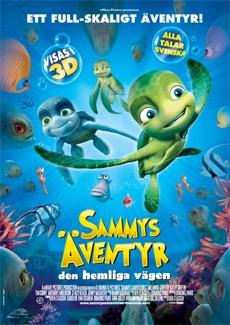 Poster Sammys äventyr - den hemliga vägen (2010)