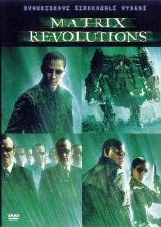 Poster Matrix Revolutions (2003)