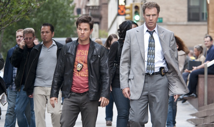 The Other Guys (2010) : Will Ferrell, Mark Wahlberg