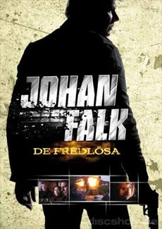 Poster Johan Falk - De fredlösa (2009)