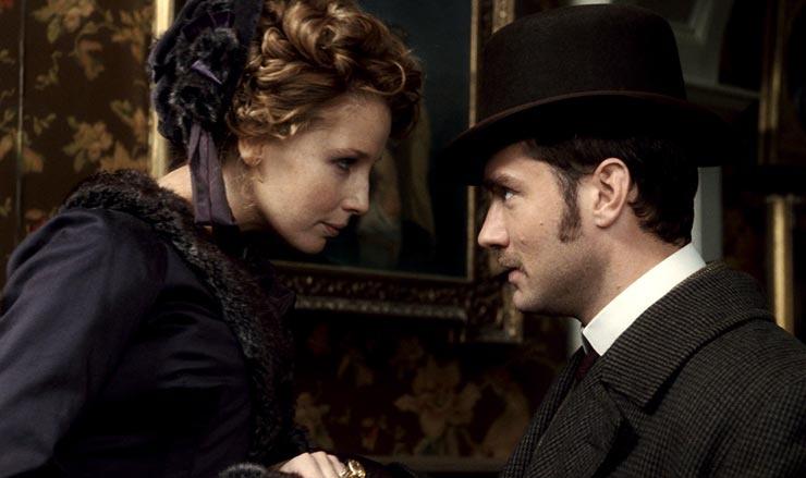 Sherlock Holmes (2009) : Jude Law