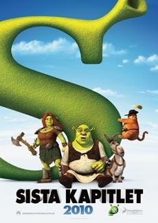 Poster Shrek - Nu och för alltid (2010)