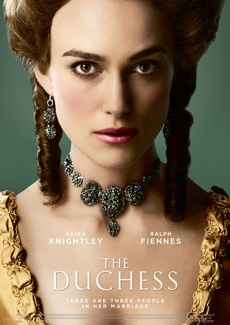 Poster The Duchess (2008)
