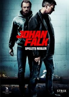 Poster Johan Falk - Spelets regler (2012)