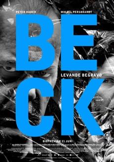 Poster Beck - Levande begravd (2010)