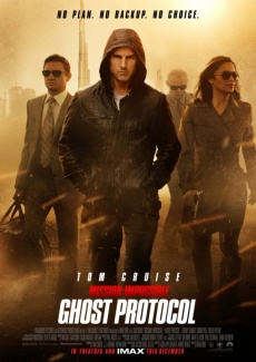 Poster Mission: Impossible - Ghost Protocol (2011)