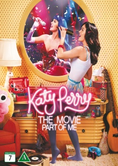 Poster Katy Perry: Part of Me (2012)