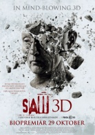 Poster Saw VII (3D) (2010)