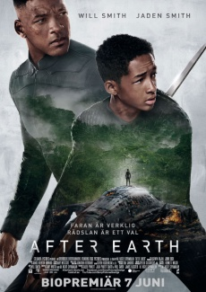 Poster After Earth (2013)