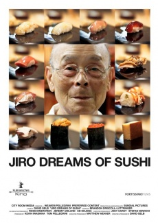 Poster Jiro Dreams of Sushi (2011)