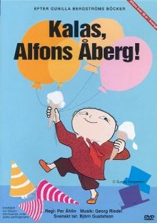 Poster Kalas, Alfons! (1995)