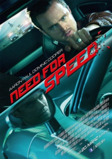Poster Need for Speed (2014)
