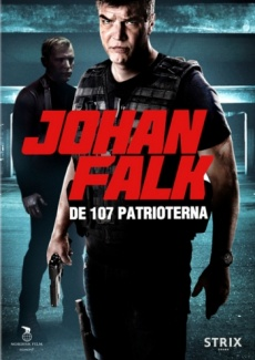 Poster Johan Falk - De 107 patrioterna (2012)