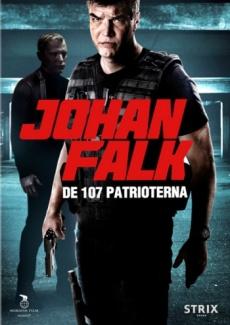 Poster Johan Falk - De 107 patrioterna (2012)