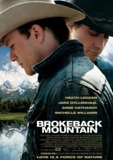 Poster Brokeback Mountain (2005)