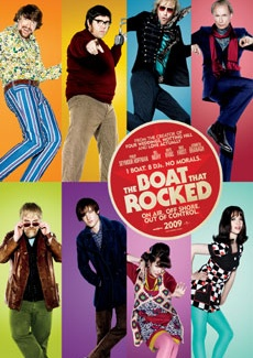 Poster The Boat That Rocked (2009)
