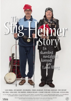 Poster The Stig-Helmer Story (2011)