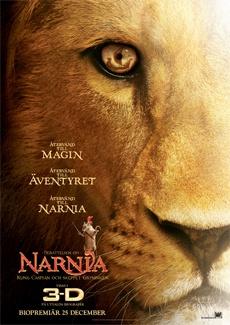 Poster Narnia: Kung Caspian och skeppet Gryningen (2010)