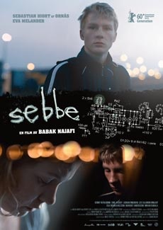 Poster Sebbe (2010)
