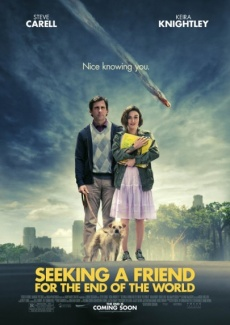 Poster Seeking a Friend for the End of the World (2012)