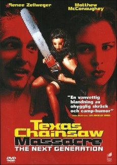 Poster Texas Chainsaw Massacre: The Next Generation (1994)