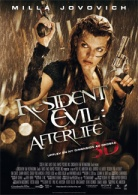 Poster Resident Evil - Afterlife (2010)