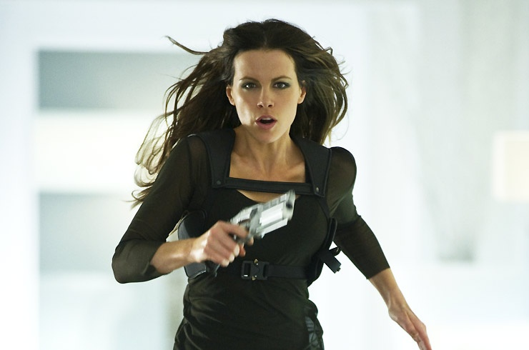 Total Recall (2012) : Kate Beckinsale