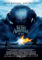 Poster The Last Airbender (2010)