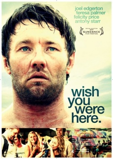 Poster Wish You Were Here (2012)