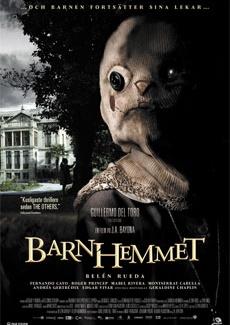 Poster Barnhemmet (2008)