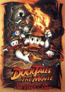 Image Result For Ducktales The Movie Treasure Of The Lost Lamp