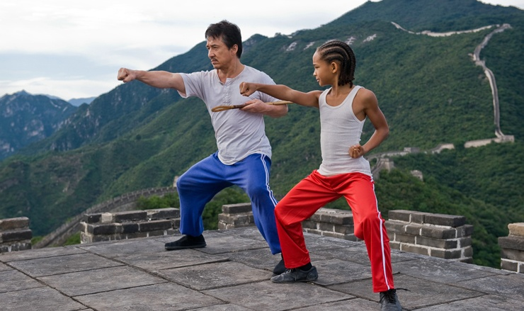 Karate Kid (2010) : Jackie Chan, Jaden Smith
