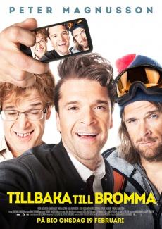 Poster Tillbaka till Bromma (2013)