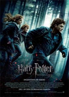 Poster Harry Potter och dödsrelikerna del 1 (2010)