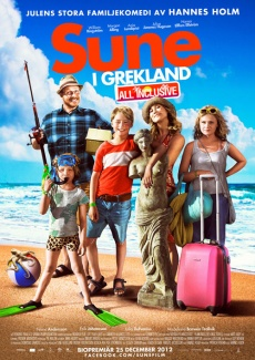 Poster Sune i Grekland - All Inclusive (2012)