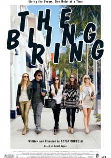 Poster The Bling Ring (2013)