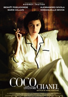 Poster Coco - livet före Chanel (2009)