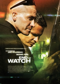 Poster End of Watch (2012)