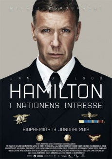 Poster Hamilton - I nationens intresse (2012)