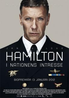 Poster Hamilton - I nationens intresse (2012)