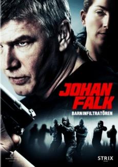 Poster Johan Falk - Barninfiltratören (2012)