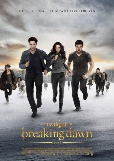 Poster Breaking Dawn - Part 2 (2012)