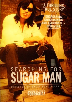 Poster Searching for Sugar Man (2012)