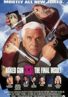 Amazon.com: Naked Gun 33 1/3: The Final Insult [VHS