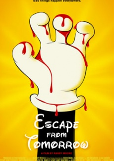 Poster Escape from Tomorrow (2013)