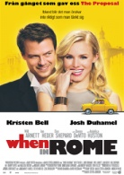 Poster When in Rome (2010)
