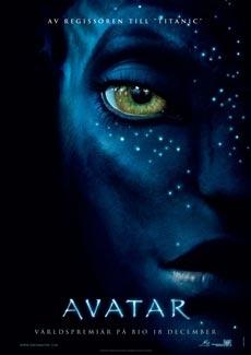 Poster Avatar (2009)