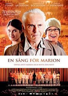 Poster En sång för Marion (2012)