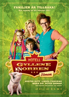 Hotell Gyllene Knorren - Filmen movie